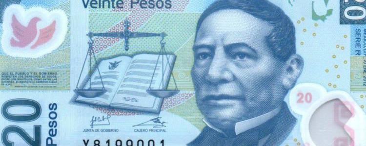 Precio del Pesos Mexicanos en Soles Peruanos