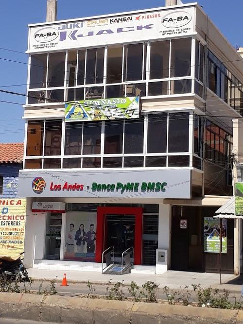 Foto de Los Andes Banca PyME BMSC - Agencia Tarija Mercado Campesino