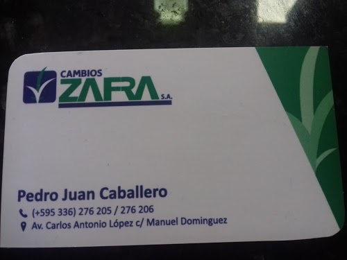 Foto de ZAFRA CAMBIOS S.A.