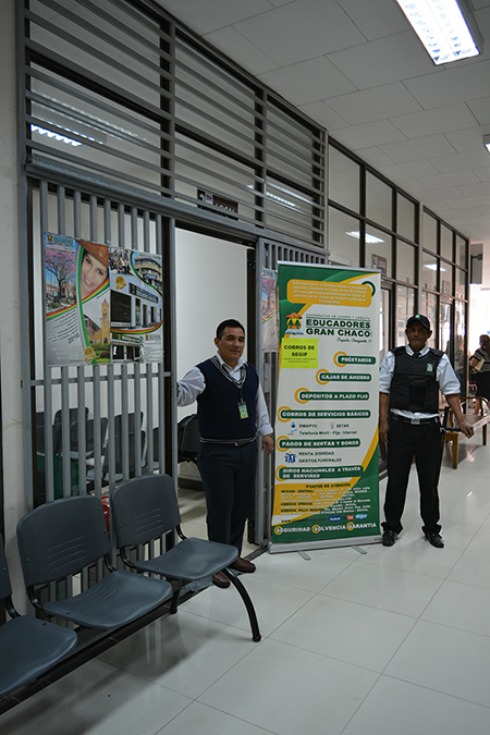 Foto de Punto De Atencion Lourdes - Cooperativa de Ahorro y Credito Abierta Educadores Gran Chaco R.L.