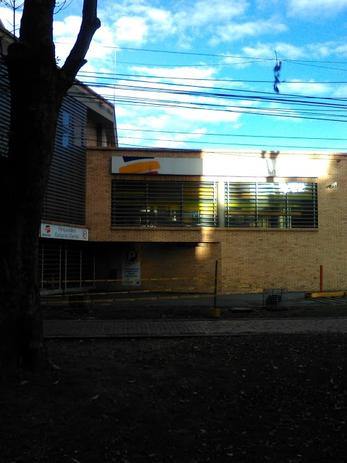 Foto de Cajero Bancolombia