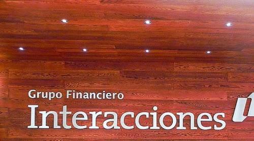Foto de Banco Interacciones