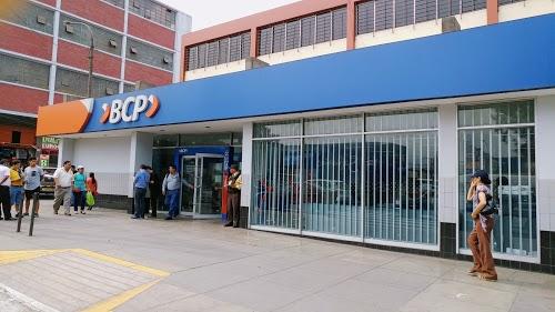 Foto de BCP Las Malvinas