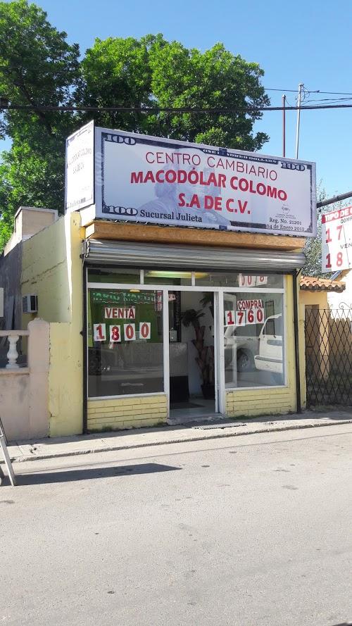Foto de Centro Cambiario Macodolar Colomo