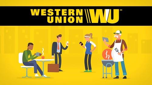 Foto de Western Union