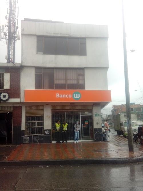 Foto de Banco W Santa Librada