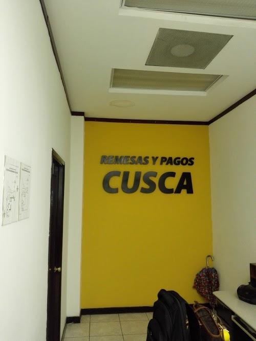 Foto de Remesas Y Pagos CUSCA Zacatecoluca