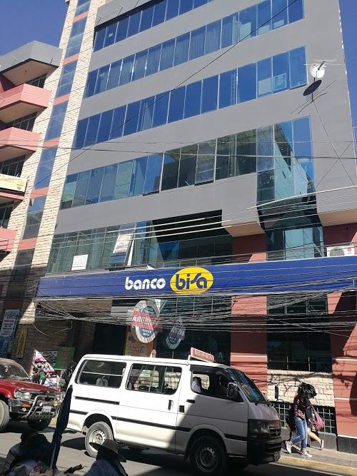 Foto de Banco Bisa Agencia Quillacollo