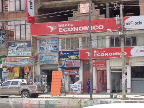 Foto de Banco Economico - Agencia Mi Socio