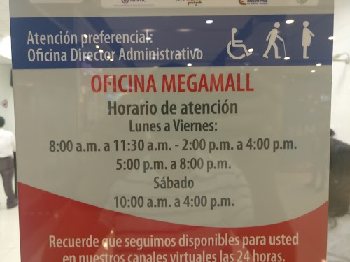 Foto de Davivienda Megamall Bucaramanga.