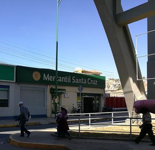 Foto de Banco Mercantil Santra Cruz - Ag. Urbana República