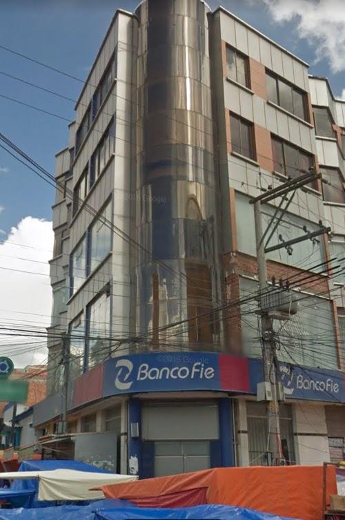 Foto de Banco FIE, Agencia San Roque