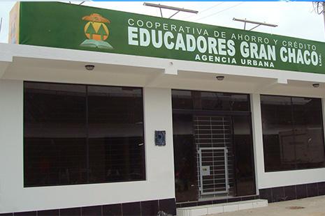 Foto de Agencia Urbana - Cooperativa de Ahorro y Credito Abierta Educadores Gran Chaco R.L.