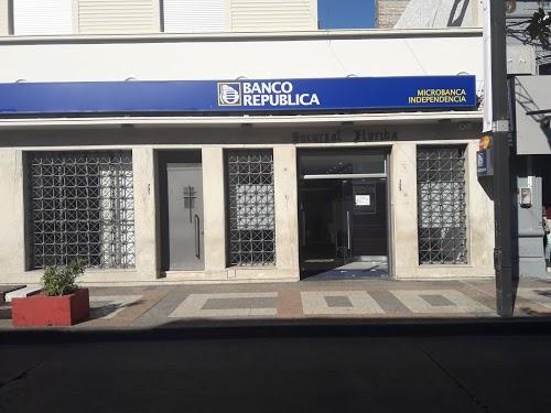 Foto de Banco de la Republica Oriental del Uruguay - Microbanca Independencia (Florida)