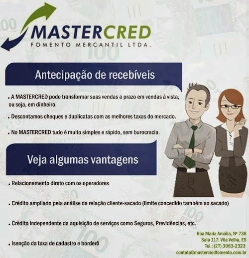 Foto de Mastercred Fomento Mercantil Ltda