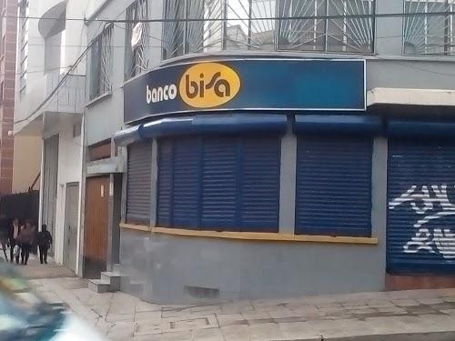 Foto de Banco Bisa Agencia Miraflores