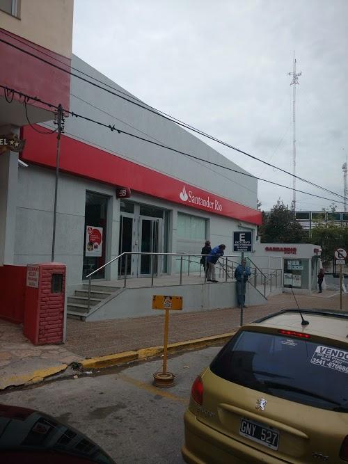 Foto de ATM Santander Río bank
