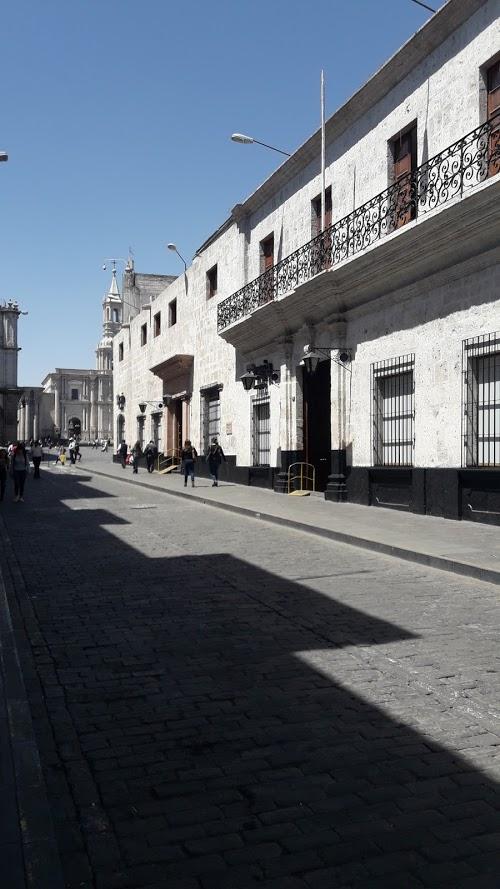 Foto de Caja Arequipa - Agencia La Merced