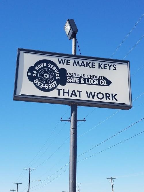 Foto de Corpus Christi Safe & Lock Co.