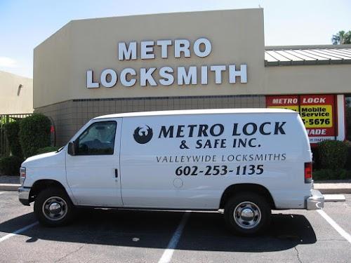 Foto de Metro Lock & Safe Inc.