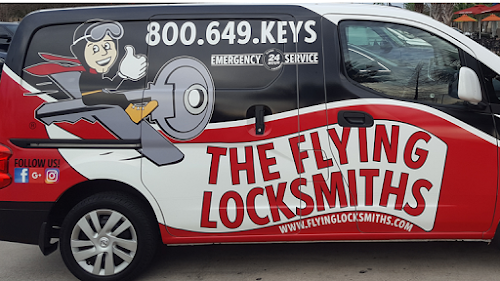 Foto de The Flying Locksmiths