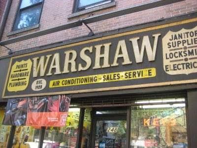 Foto de Warshaw Hardware