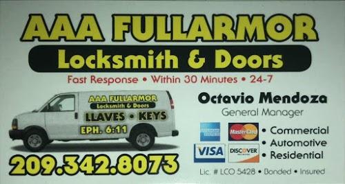 Foto de AAA Full Armor Locksmith & Doors