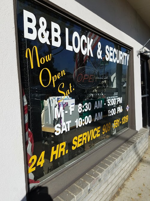 Foto de B&B Lock and Security