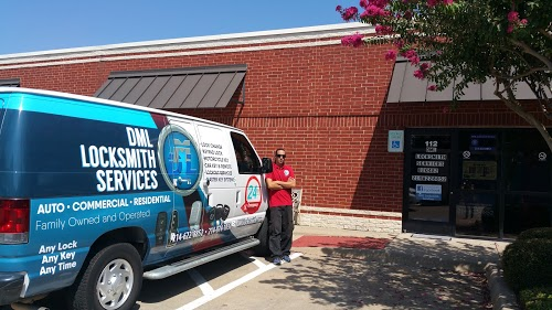 Foto de DML Locksmith Services - Allen