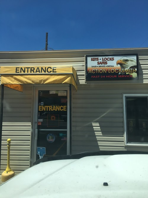 Foto de Action Locksmith STOREFRONT with 24 HOUR MOBILE SERVICE