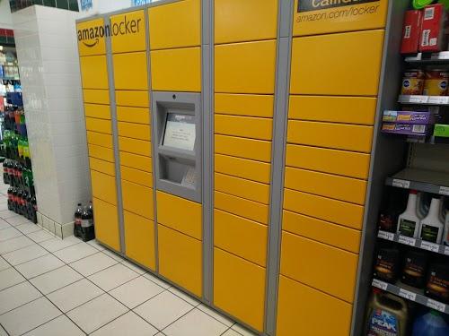 Foto de Amazon Hub Locker - Callida