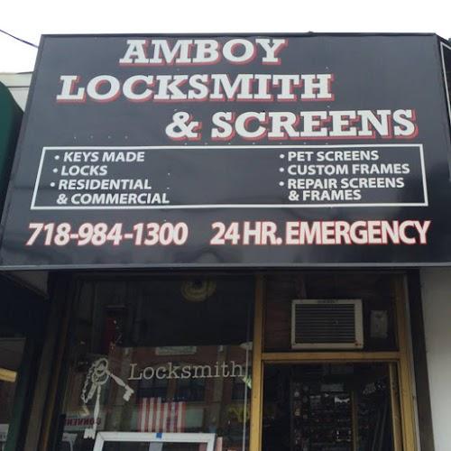 Foto de Amboy Locksmith and Screens Inc