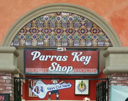 Foto de Parra's Lock and Key shop