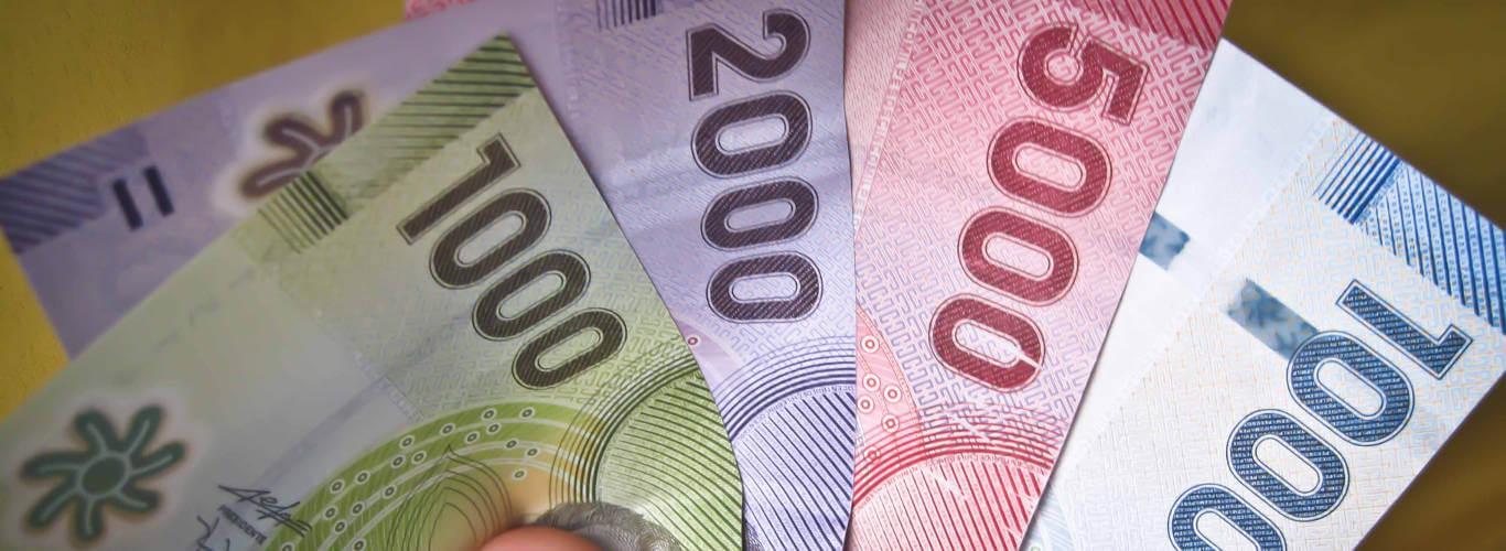 Compra Pesos Chilenos